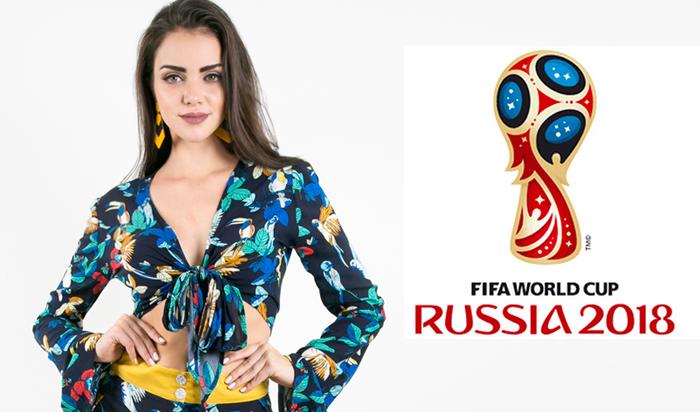 Looks para torcer com estilo nessa Copa do Mundo!